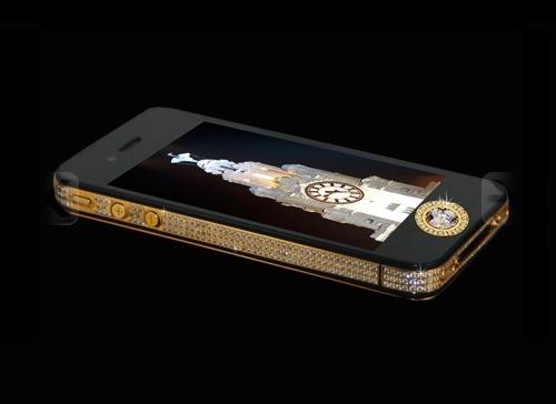 Самый дорогой в мире iPhone, 4S Elite Gold