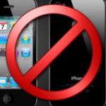 В Сирии официально запретили iPhonе